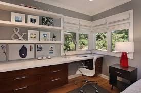 Modern Home Office Ideas Interesting Home Office Simple - Home office in bedroom ideas