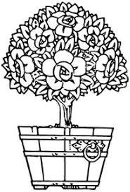 flower basket sketch flower basket pinterest flower basket