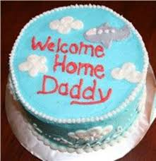 welcome home daddy plane cake cakecentral com