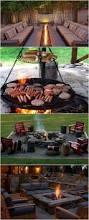 backyard fire pit grill best 25 best fire pit ideas on pinterest outdoor fire pits