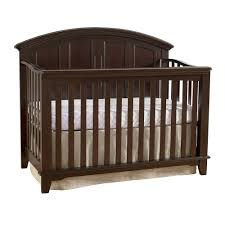 Carter S Convertible Crib by Jonesport Convertible Crib Chocolate Mist Westwood Design