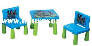 plastic play table and chairs use of the plastic kids table and chairs to enhance responsibility