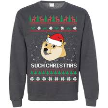 such doge sweater