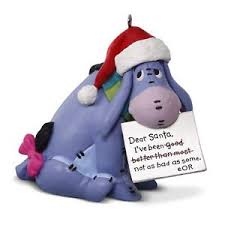 hallmark winnie the pooh ornaments ebay