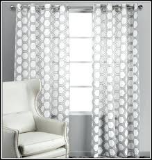 Whote Curtains Inspiration Gray Striped Curtains Icedteafairy Club