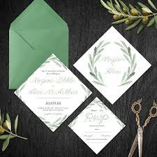 cheap wedding invitation sets austral matik