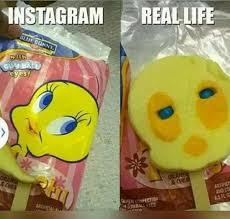 Meme Vs Meme - the 22 funniest instagram vs real life memes