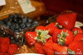 ina garten balsamic strawberries cake thegrubdaily