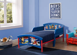 paw patrol plastic toddler bed delta childrens products children