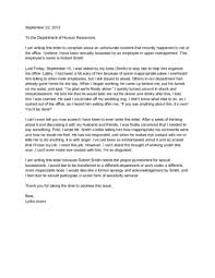 Formal Complaint Letter Against An Employee 4 ways to write a letter of complaint to human resources wikihow