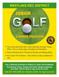 national golf club of louisiana junior golf programs in westlake