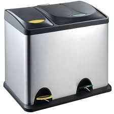 poubelle cuisine tri s駘ectif 2 bacs poubelle cuisine tri selectif 2 bacs maison design bahbe com