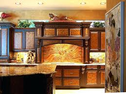 Kitchen Copper Backsplash Best Copper Backsplash Faux Kitchen U Laneigeinfo Pics For Tile