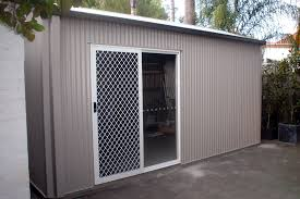 Modern Garden Sheds The Pros And Cons Of Metal Garden Sheds Shed Blueprints