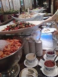 buffet cuisine 馥 50 馥敦飯店南京館日安西餐廳 自助餐平日特價再4人同行1人免費 吃比瘦有福