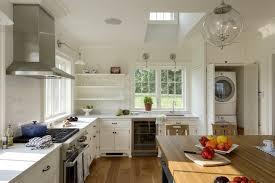 laundry in kitchen ideas washer dryer in kitchen ideas kitchen farmhouse with white