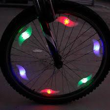 Light Bicycle Bicycle Spoke Lights Ebay