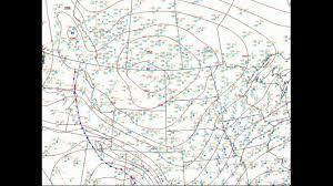 Barometric Pressure Map Sea Level Pressure Versus Altimeter Setting Youtube