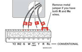 solved wires don u0026 39 t match the new thermostat fixya