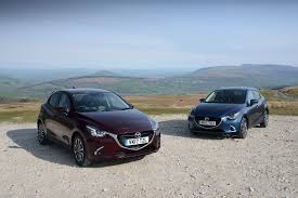 mazda line limited edition mazda2 model joins updated lineup in the uk