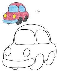 coloring pages car to color car color charts paint honda car