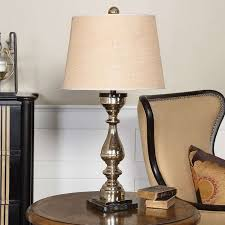 Mercury Glass Table Lamp Mercury Glass Table Lamps