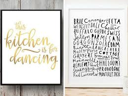 kitchen artwork ideas kitchen ideas you ll and they re all affordable