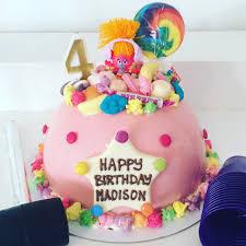 home naughty nush smash cakes