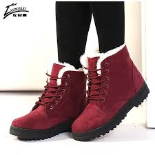 womens boots for winter 2017 boots 2017 winter boots warm fur ankle boots for