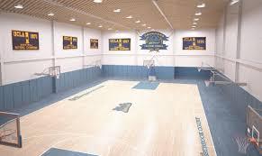 the mo ostin basketball center