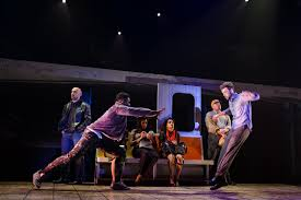 the little guys home theater ghost the musical performance schedule buy tickets finger