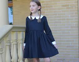 Wednesday Addams Costume Wednesday Addams Dress