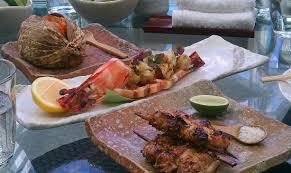 roka cuisine the most savory deelish king prawn picture of roka canary wharf