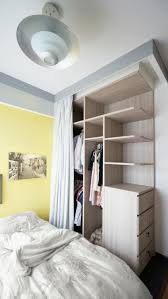 Wardrobes Without Doors 50 Functional Designs Home Dezign