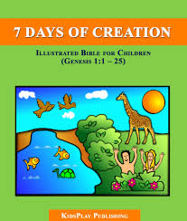buy bible seven days of creation felt set with music cd english