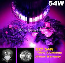 wholesale e27 par led grow light 54w for horticulture led grow