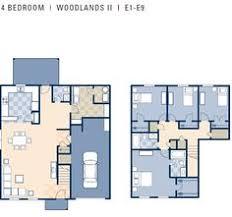 4 Bedroom Townhouse Floor Plans Ncbc Gulfport U2013 Magnolia Place Neighborhood 4 Bedroom Townhouse