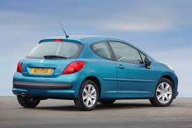 buy a peugeot peugeot 207 hatchback 2006 2012 features equipment and