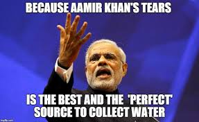 Aamir Khan Memes - what will happen if aamir khan leaves india these memes will help