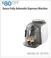 amazon supera automatic espresso black friday deals costco wholesale black friday saeco fully automatic espresso
