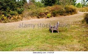 garden wooden table bench isolated stock photos u0026 garden wooden