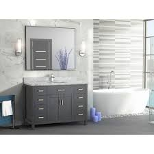 inch bathroom vanity vanity in french pepper gray with marble