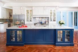 blue kitchen islands blue kitchen island lovely 25 colorful kitchen island ideas to