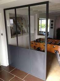 cloison vitree cuisine cloison vitree interieure bois 5 verri232re cuisine verri232re