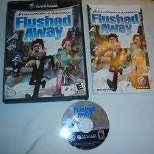 free flushed gamecube works wii video games