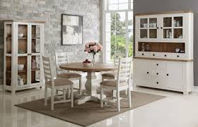 dining beautiful dining room decor with round pedestal dining