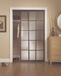 Frosted Interior Doors Home Depot by Decor Mirrored Home Depot Sliding Closet Doors With 2 Panel For