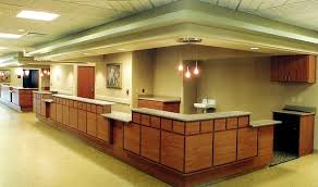 Commercial Reception Desk Office Interiors By Closets