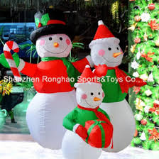 Inflatable Lawn Decorations Discount Inflatable Outdoor Christmas Decorations 2017