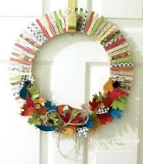 how to make home decorative items 140 best stin up wreath images on pinterest christmas cards